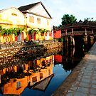 Hoi An - Japanese Bridge by chriso