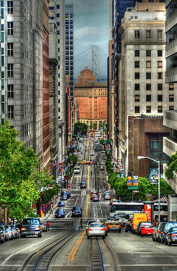California Street by Kimberly Palmer