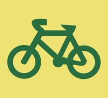 Bike in Green by catdot