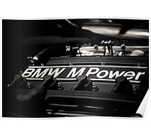 BMW M Power Poster