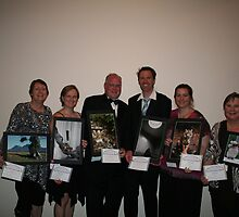 Winners are grinners! by CelebrateCreation Charity Photographic Exhibition