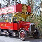 1925 Open Top Bus by Hertsman