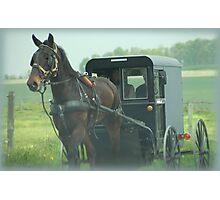 Lancaster County Photographic Print