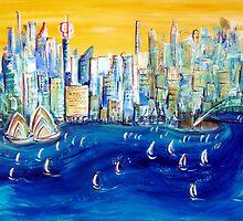 Sydney by Wendy Eriksson