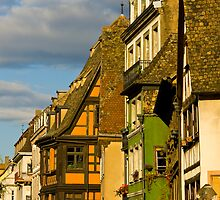 Colorful Houses by AmyRalston
