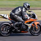 Rick Gill at Eastern Creek by John Buxton