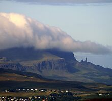 Old Man of Storr by Alexander Mcrobbie-Munro