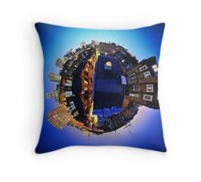 My Home Planet Throw Pillow