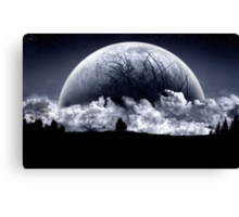 The Birth of Europa Canvas Print