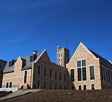 Pierce Hall by MClementReilly