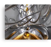 Illusions Abstract Canvas Print