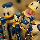 Donald Duck maniac by malina