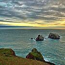 Le Estac - Alderney by NeilAlderney