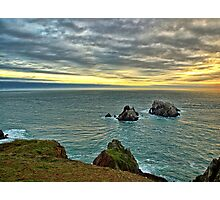 Le Estac - Alderney Photographic Print