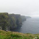 Cliffs of Moher by JenniferJW