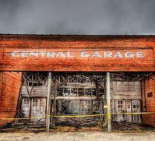 Central Garage by Joel Hall