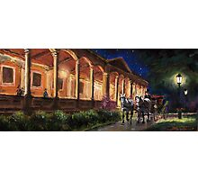 Germany Baden-Baden Trinkhalle Photographic Print