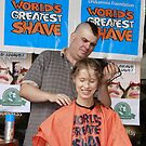 I&#x27;m Shaving For A Cure @ The Worlds Greatest Shave!!! by tmac