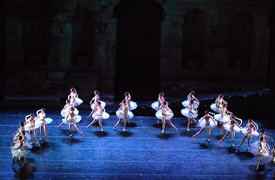 Modern Dance, Ancient Lore by Laura McNamara