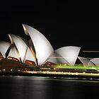 Sydney Opera House by ivanwillsau