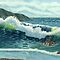 Oregon Seascape 84 oil painting  by Barbara Applegate
