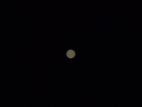 Venus Alone by George Cousins