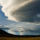Patagonian clouds by Ivan Ilarionov