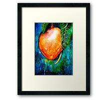 Tropics...The Mango Tree Framed Print