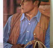 Marlboro Man by arnolddalope