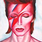 Aladdin Sane by TaraJade