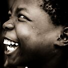 Silly Girl, Malawi by Tim Cowley