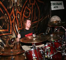 David Haley  - Psycroptic. by Ahscotty