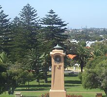 Monument Hill Memorial Reserve. Fremantle. by m004