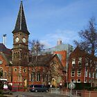 St. James Hospital, Leeds by tonymm6491