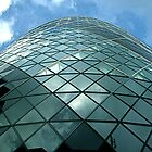 "The ""Gherkin"" by Jeff Blanchard"