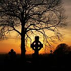 celtic sunset by Finbarr Reilly