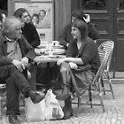 Rue de petite Carreaux by Tony Dempsey