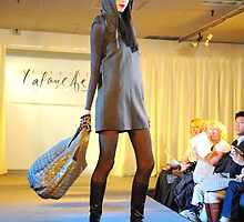 Gallerie Lafayette fashion show by Tony Dempsey