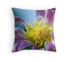 Quiet.  Throw Pillow