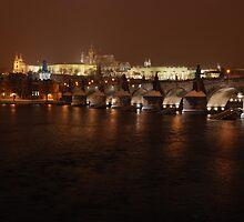 Prague by Garrett Santos