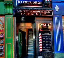 Mr Gee barbers by fasteddie42