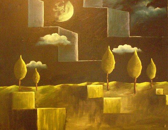 another World  by Birgit Schnapp