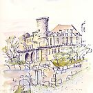 Duras Chateaux by Fee Dickson
