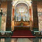 St. Bartholemews Alter by hugbunny