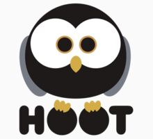 Hoot Tee by Steve Edwards