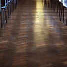 main hall's walk way by georgeisme