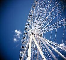 wheel by scatterpig