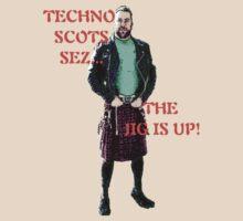The Techno Scots!!! by DaHeathen