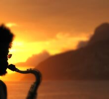 sax on ipanema by sudzi1111