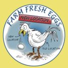 Farm Fresh Eggs by Syd Baker
